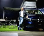 Greater Noida: Mercedes-Benz launches V-Class Marco Polo on Day 2 of Auto Expo 2020
