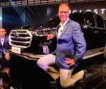 Greater Noida (Uttar Pradesh): Morris Garages unveils Gloster 7-seater premium SUV
