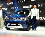 Greater Noida (Uttar Pradesh): Maruti Suzuki unveils Ignis Facelift