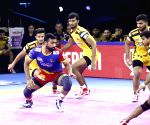 Greater Noida: Pro Kabaddi Season 7 - UP Yoddha vs Telugu Titans