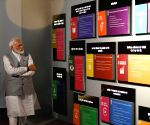 Greater Noida: Modi visits Pandit Deendayal Upadhyaya Institute of Archaeology