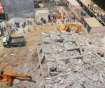 Greater Noida: Three killed in twin-building collapse