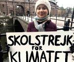 Free Photo: Greta Thunberg