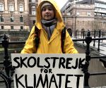 Greta Thunberg seek UN action against climate change