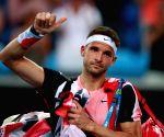 Dimitrov 'uncertain' over US Open participation after battling past COVID-19
