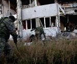 UKRAINE DONETSK SITUATION