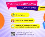 Free Photo: GSTN unveils creative contest to bring taxpayers closer to tax system