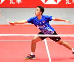 CHINA-GUANGZHOU-BADMINTON-BWF WORLD TOUR FINALS-DAY 2