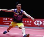 CHINA-GUANGZHOU-BADMINTON-BWF WORLD TOUR FINALS