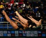 CHINA-GUANGZHOU-FINA DIVING WORLD SERIES 2017