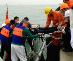 CHINA GUANGDONG SHIPS COLLISION RESCUE