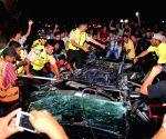 ECUADOR GUAYAQUIL ENVIRONMENT EARTHQUAKE