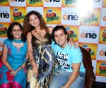 "Guests at the party of a new reality series ""Hans Baliye"" on Star One."