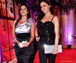 Red carpet of Stardust Awards