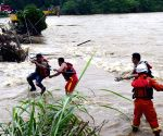 CHINA GUANGXI FLOOD
