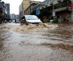 CHINA GUIZHOU HEAVY RAIN