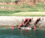 Boat accident leaves 6 dead, 12 missing in China