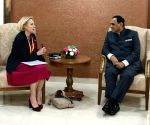 Gujarat CM meets Swedish envoy