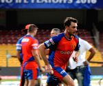Gujarat Lions - practice session