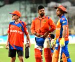 Practice session - Gujarat Lions