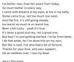Free Photo: Gulshan Devaiah pens poem to mark 10 years in Bollywood