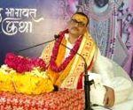 Ex-Bihar DGP turns preacher in Mathura