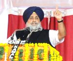 Sukhbir unanimously re-elected SAD chief for third time