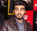 Arjun Kapoor during a promotional event