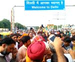 When Bhangra beats perked up protesting farmers in Singhu