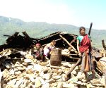 Gurkha (Nepal): Earthquake hit Nepal