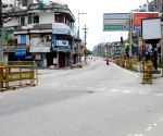 To curb COVID-19 spread, lockdown extended in Guwahati for another week (Ld)