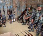 SPO stage armed revolt