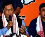 Ranjeet Kumar Dass re-elected Assam BJP chief