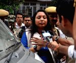 Rumi Nath produced in Court