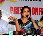 Sharmistha Mukherjee's press conference
