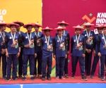 Khelo India: Maharashtra win U-17 gold in Kho Kho