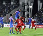 India go down fighting against Oman in WC qualifier