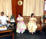 Anil Ambani calls on Assam CM