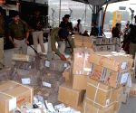 Security beefed up in Guwahati
