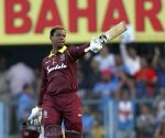 1st ODI: Hetmyer ton helps West Indies post challenging total vs India