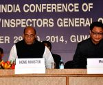 Rajnath Singh addresses at inaugural programme of All India conference of Director General/Inspectors General of Police