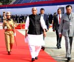 Rajnath Singh at inaugural programme of All India conference of Director General/Inspectors General of Police