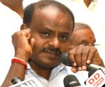 File Photos: H.D. Kumaraswamy