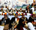 YEMEN HABABA MASS WEDDING