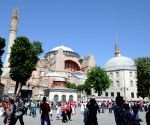 Turkey turns iconic Istanbul museum into mosque