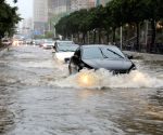 CHINA HAINAN HEAVY RAIN