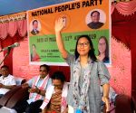 BJP to support Agatha Sangma in Meghalaya's Tura