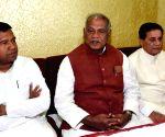 JD-S Parliamentary Board meeting - Jitan Ram Manjhi