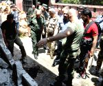SYRIA HAMA SUICIDE ATTACK