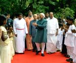 Hamid Ansari's visits in Bangalore
